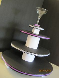 Bridal Shower Cupcake Stand