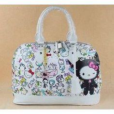 Tokidoki hello kitty satchel