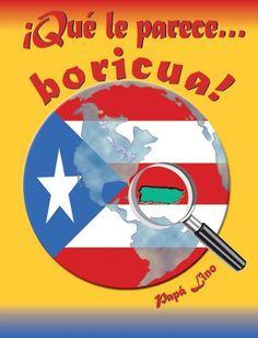 Qué le Parece Boricua Las más increibles curiosidades sobre nuestro ser boricua, se sorprenderá lo que han hecho los puertorriqueños para deleite de la humanidad.   ISBN: 1881720373  Páginas: 296  Tamaño: 6 x 9   Año: 2009   Autor: Papá Lino   Precio: $22.95