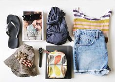 cool Summer Vacation Packing Guide
