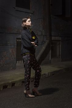 Rachel Comey | Pre-Fall 2014 Collection | Style.com