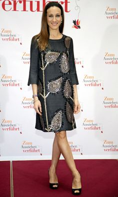 Sarah Jessica Parker Wearing A Sequin Dress At 'The Failure To Launch' Film Premiere In Berlin, 2006
