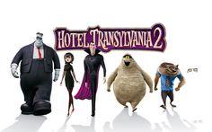 Hotel Transylvania 2 Movie Poster Wallpaper