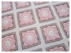 Granny pattern in 500 block book