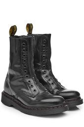 X Dr Martens Leather Boots