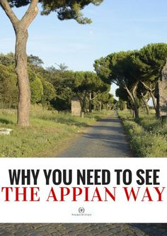The Appian Way is one of the most impressive things to see in Rome. Find out how to get there and what to see on the Walks of Italy blog.