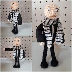 GRU - Despicable me #gru #amigurumi #crochet Despicable Me, Crochet Hats, Amigurumi, Knitting Hats