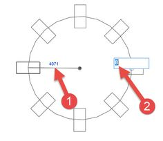 Autodesk Revit: Creating Arrays - http://bimscape.com/autodesk-revit-creating-arrays/