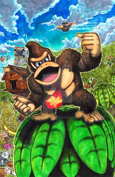 180 Ideas De Donkey Kong Donkey Kong Video Juego Videojuegos