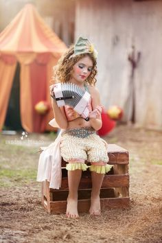Vintage Circus – Summer issue for Child Model Magazine » Sandra Bianco Photography