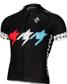 MEN'S JERSEY Built on our Race Cycling Jersey chassis, the HTR - Houndstooth Racing - design is based on the Panache house racing team. HTR embraces our number one motif, the houndstooth and so every