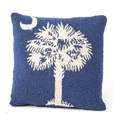 I want this pillow so badly for the new apt! - South Carolina pillow $38