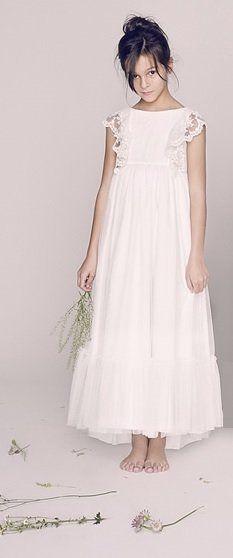 23 mejores imágenes de vestidos de comunión y complementos ... 2ee6bc4c26d2