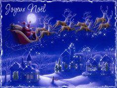 Joyeux Noël - Père Noël du ciel