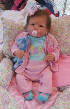 Reborn Dolls, Reborn Babies, New Born Boy, Middleton Dolls, Realistic Baby Dolls, Snuggles, Pretty In Pink, Kids, Beautiful