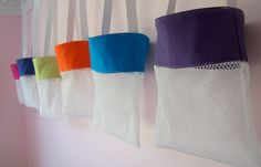 Need to make Rock/shell collecting bags for the kids.  DIY Stocking idea.
