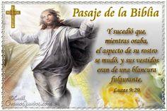 Vidas Santas: Santo Evangelio según san Lucas 9:29