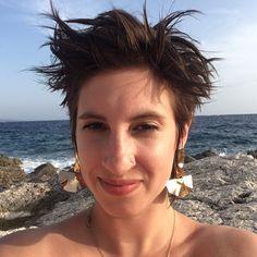 By the sea with my INKA EARRINGS 🐬 Sea, Drop Earrings, Jewelry, Fashion, Moda, Jewlery, Jewerly, Fashion Styles, Schmuck
