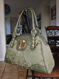 Dereon Will Purse Thrifting Purses Silver Bags Clothes