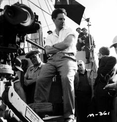 Elia Kazan (Sept. 7, 1909 - Sept. 28, 2003)  Directed Gentleman's Agreement, On the Waterfront, A Streetcar Named Desire, East of Eden, and Cat On a Hot Tin Roof.