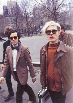 John Cale / Betsey Johnson Wedding Day 1968 |Manhattan Vintage Clothing Show