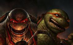 Teenage Mutant Ninja Turtles - Character Set Art 001.jpg (1280×800)