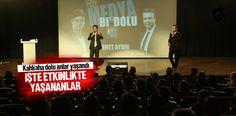 Mehmet Aydın ve DJ Hopdedik Ayhan Samsunlularla Buluştu