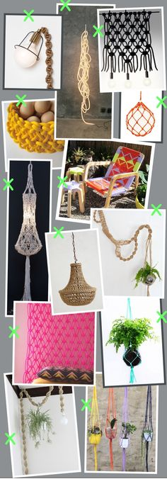 The Weekend Notebook: Modern Macrame – Knot What You Expect