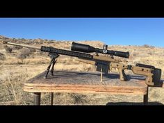 Long Range Shooting 1 Mile (1760 yards) 7mm - 300 Win Mag - YouTube