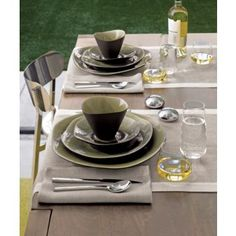 Perfect for our large, square table.