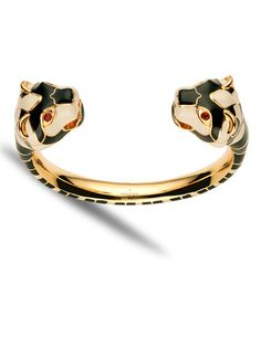 Gucci bangle. Great foundation for building a wrist.