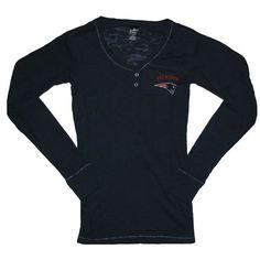 Ladies Crossroad Long Sleeve Top #Patriots