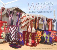 La Mochila Wayúu, parte de nuestra tradición