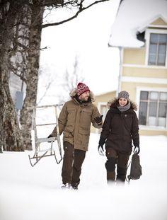 Egal ob Schneeschuhwandern, Rodeln oder Langlaufen–damit der Tag im Schnee gelingt, gibt der Experte in Sachen Ausstattung Fjällräven hilfreiche Tipps (Foto: Fjällräven)