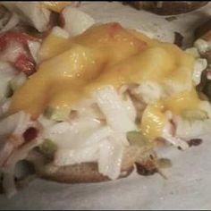 Crab and Swiss Melts Allrecipes.com