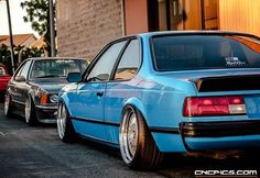 The stare down with ODB @theseeker411 #fitmentfriday @cncpics #BMW #turbines…