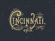 Cincinnati. OH