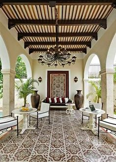Are you looking forward to outdoor entertaining? We're sharing Design Ideas for Gracious Outdoor Living Spaces