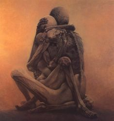 1. Untitled_painting_by_Zdzislaw_Beksinski_1984