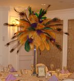 OSTRICH FEATHER CENTERPIECE RENTALS -click to ZOOM