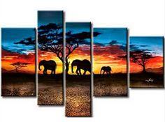 cuadros-en-lienzos-de-paisajes-africanos