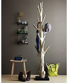 Great place to put all the winter gear. Hang it all up to dry. #Affiliate