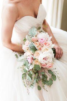 Intimate Summer Backyard Wedding in Pennsylvania ⋆ Ruffled Wedding Collage, Wedding Flowers, Wedding Dresses, Pennsylvania, Summer Wedding, Bouquets, Backyard, Bright, Weddings