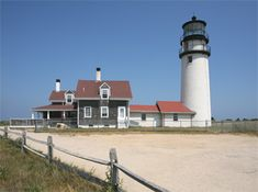 Cape Cod (Highland) Lighthouse - Massachusetts