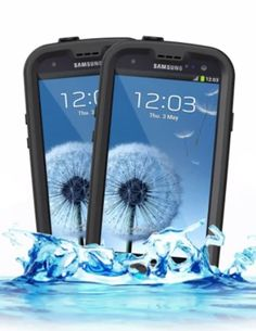 Best Gadget Cases 2013 - Lifeproof cases FINALLY out for Android phones!