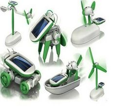 osell wholesale dropship Novelty Solar Assembly Intelligence Toys $2.35