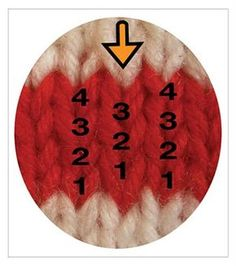 TECHknitting: Jogless stripes--pretty picture version....OH!  the slipped a stitch.  must check this out.