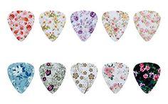 Floral Pattern Guitar Pick Set (10pcs) TL FANTASYLAND http://www.amazon.com/dp/B015ODU0PM/ref=cm_sw_r_pi_dp_kA1ywb1MV9DP2