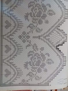 Annie's Crochet, Crochet Cardigan, Filet Crochet, Crochet Doilies, Crochet Patterns Filet, Crochet Borders, Crochet Curtains, Crochet Tablecloth, Crochet Numbers
