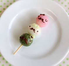 aww dango family!